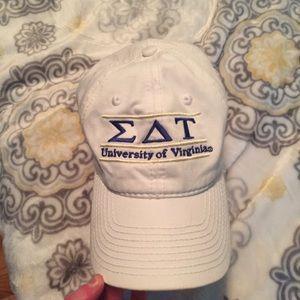 UVA Sigma Delta Tau Sorority Baseball Hat